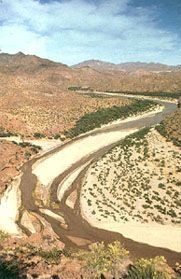 Santa Maria River Arizona