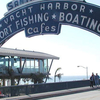 Santa Monica Harbor