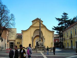 Santa Sofia, Benevento