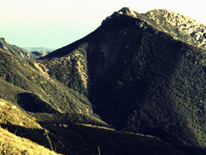 Montañas Santa Ynez