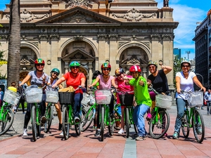 Santiago Bike Tour