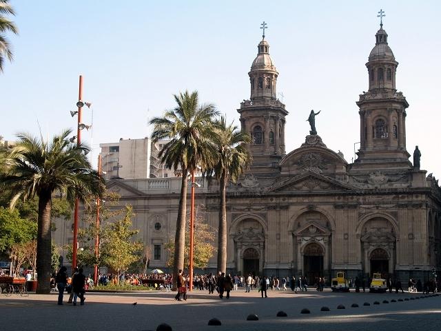 Private Tour of Santiago Photos