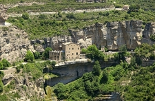 Sant Miquel Del Fai Monastery - Catalonia Spain