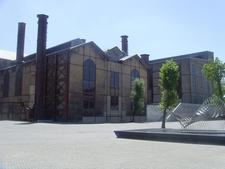 SantralIstanbul Exterior