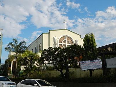 Santuario De San Jose Side