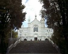 Santuario Di Montallegro Facciata