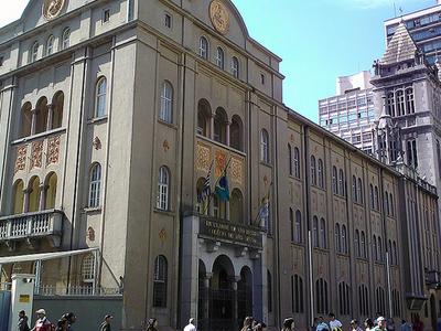 Sao Bento Monastery - Sao Paulo