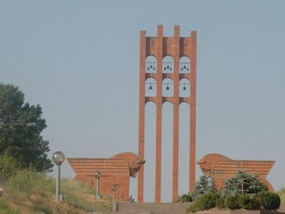 Sardarapat Battle Memorial