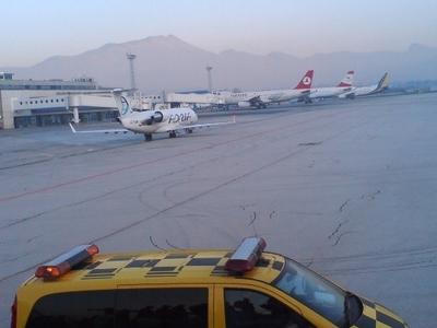 Sarajevo Airport Apron