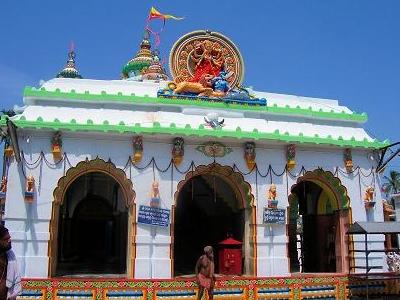 Sarala Temple