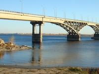 Saratov Bridge