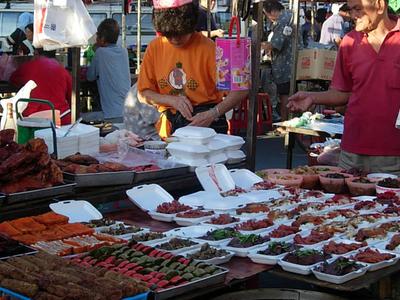 Sarawak Borneo Sibu Night Market3