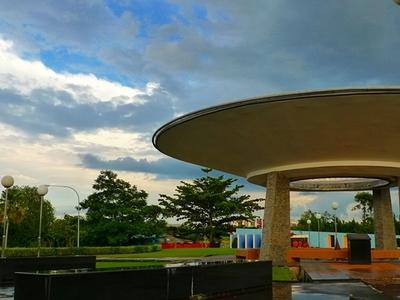 Sarawak Sibu Borneo Adventure Hoover Square