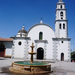 Sarco Templo La Merced