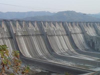Sardar Sarovar Dam India
