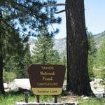 Tahoe Sardine Lake Campground