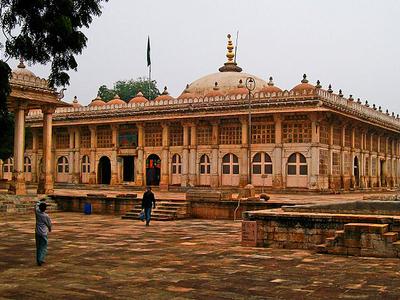 Sarkhej Roza  Mosque