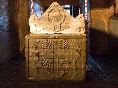 Sarkophag Of Yaroslav Mudry