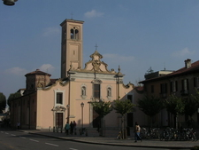 Saronno San Francisco Church