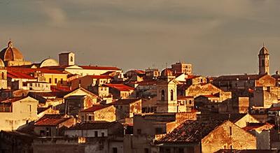Sassari  2 C Historic  Old  Town