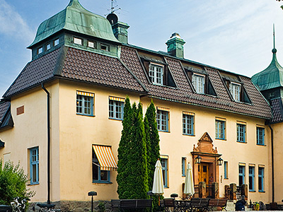 Sastaholm Huvudbyggnad
