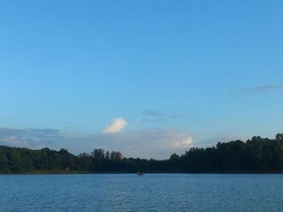 Sasthamoctta Lake