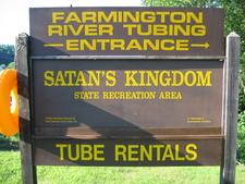 Satan's Kingdom State Recreation Area