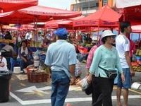 Satok Weekend Market