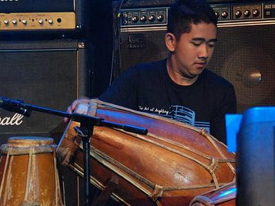 Saung Angklung Udjo Instrument
