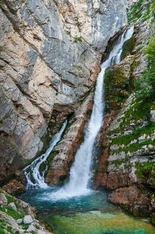 Savica Falls