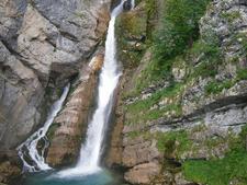 Savica Waterfall - Ukanc