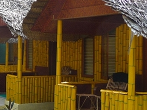 Savithri Inn Bamboo Cottages & Resorts