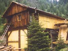 SawmillInnervillgraten Austria