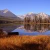 Sawtooth Mountain Range ID