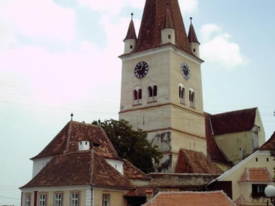 Cisnadie The Fortified Church