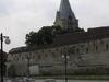 Saxon Fortified Church In Codlea
