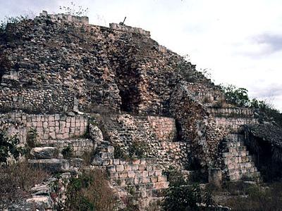 Sayil Chac II - Yucatán - Mexico