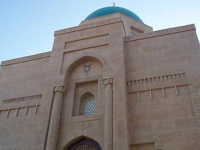 Sayram New Mausoleum