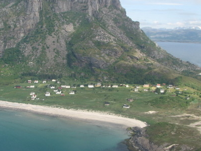 Sørfugløy  In Gildeskål