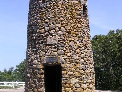Scargo   Tower West  Side  Dennis