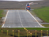 Scatsta Airport