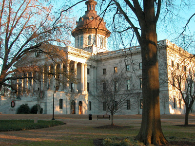 South Carolina Capitol