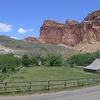 Scenic Drive Bicycle Tour - Capitol Reef - Utah - USA