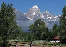 Scenic Jenny Lake Views - Grand Tetons - Wyoming - USA