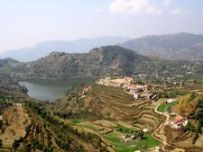 Scenic Landscape View