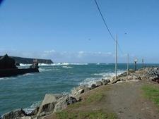 Scenic Noyo Harbor