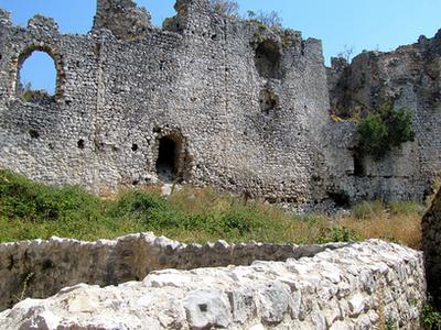 Scepangrad Castle