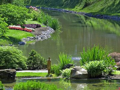 Schedel Arboretum Japanese Gardens