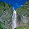 Schleierwasserfall Tux Austria