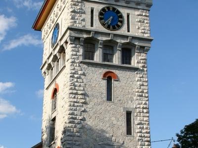 Schlieren  Gaswerk  Turm   2